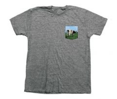 Habitat X Pink Floyd Atom Heart Mother Pocket Charcoal Heather