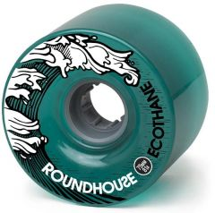 Carver Roundhouse Wheels - Ecothane 75mm Aqua Mags (81A)