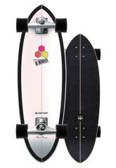 Carver 3175 CI Black Beauty Surfskate Complete