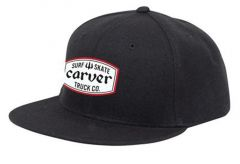 Carver Service Patch Snapback Hat