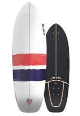 Carver 32.25 USA Thruster Surfskate 2019 DECK ONLY