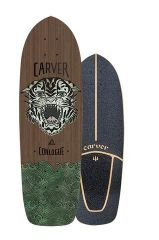 Carver 29.5 CC Sea Tiger Surfskate 2020 DECK ONLY