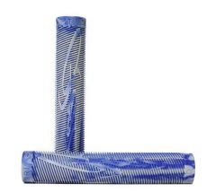Grit Blue / Gray - Scooter Grip