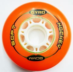 GYRO Hockey Soft Wheels 4pcs pack