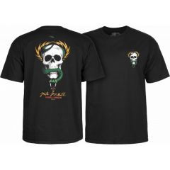 Powell Peralta Mike McGill Skull & Snake T-shirt - Black
