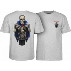 Powell Peralta Blair Magician Grey T-shirt