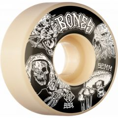 BONES STF 99A 4pk Night Watch 52mm - Standard Wheels 4pk