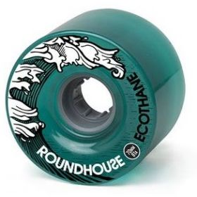 Carver Roundhouse Wheels - Ecothane 70mm Aqua Mags (81A)