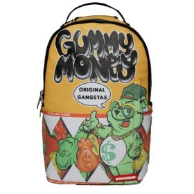 Sprayground Haribo Candy Bears Gummy Money Rain Book Backpack