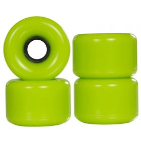 Powerslide Longboard Wheels 70*51 78A green, 4-Pack