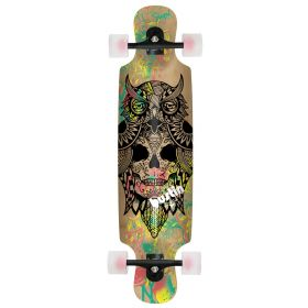 Bustin Boombox Bukhal Graphic Longboard Complete