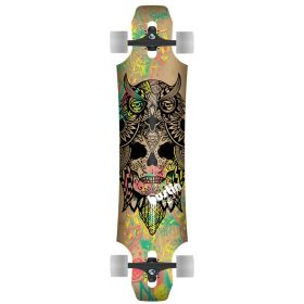 Bustin Maestro 6 Bukhal Graphic Longboard Complete