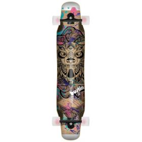 Bustin Daenseu 42 Old New York Graphic Longboard Complete