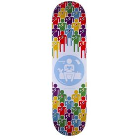 Alien Workshop Bubble Up Deck 8.125