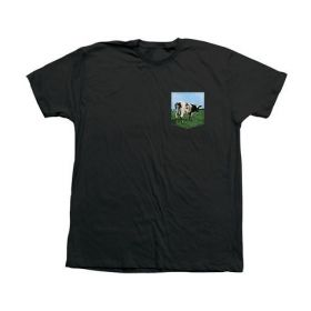 Habitat X Pink Floyd Atom Heart Mother Pocket Black