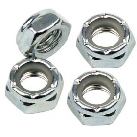 Axle Nuts 5/16 4 set