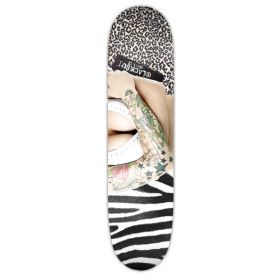 Blackout Grrrl Deck 8.00