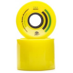 Bustin Premier Formula 66mm 80a Yellow