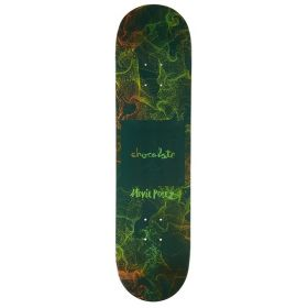Chocolate Brenes Gravity Green Deck 8.25