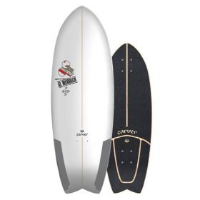 Carver 29.25 CI Pod Mod Surfskate 2019 DECK ONLY