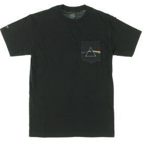 Habitat X Pink Floyd Dark Side of The Moon Black Pocket