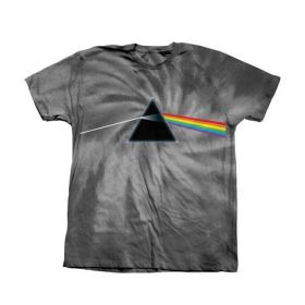 Habitat X Pink Floyd Dark Side of The Moon Black SS L