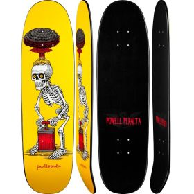 Powell Peralta Explode Slappy Shape Yellow Deck