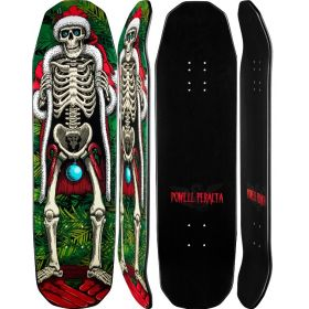 Powell Peralta Holiday 14 Deck Fun Shape Deck