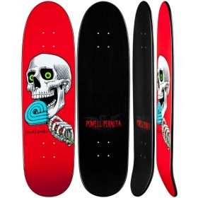 Powell Peralta Lolly P Slappy Shape Red Deck