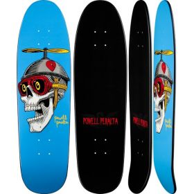 Powell Peralta Prop Head Slappy Shape Blue Deck
