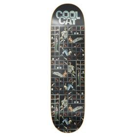 DEATHWISH LIZARD KING COOL CAT DECK 8.12