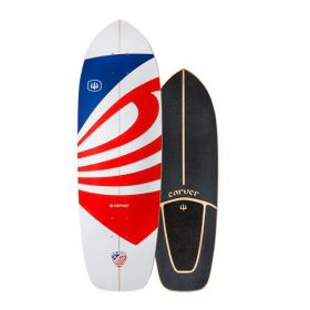 Carver 30.75 Booster USA 2019 DECK ONLY