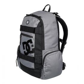DC The Breed 26L - Medium Backpack for Men Grey