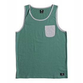 DC Men's Contra 2 Tank Deep Sea