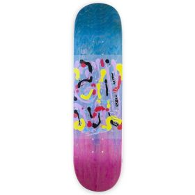 HABITAT JANOSKI ELENA ABSTRACT 8.375 DECK