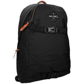 Howl Session Skate Carrier Backpack Black