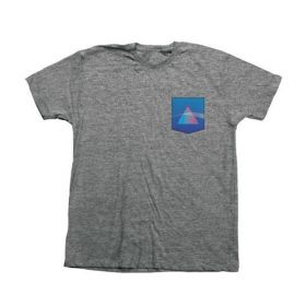 Habitat X Pink Floyd Indigo Dark Side of The Moon Pocket Charcoal Heather