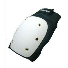 Industrial Knee Pad - White Cap