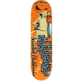 Krooked GONZ 6' Deck 7.90