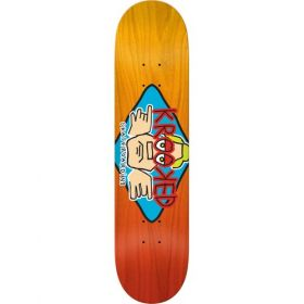 KROOKED TEAM ARKETYPE FADE XL DECK 8.75