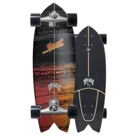 Lost Carver 29 Psycho Killer Surfskate Complete