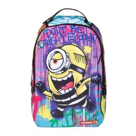 Sprayground Minions on the Run