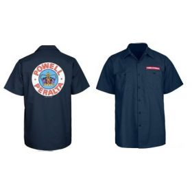 Powell-Peralta - Supreme Work Shirt Navy