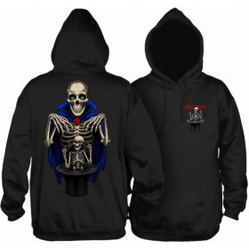 Powell Peralta Pro Blair Magician Hooded Sweatshirt Black