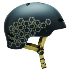 R.E.D Helmet Alien Workshop Riot Black