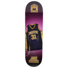 Skate Mafia Brown Hall of Fame Deck 8.25