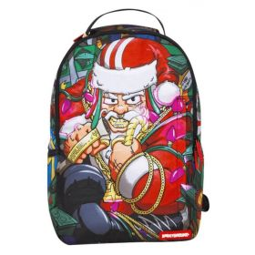 SPRAYGROUND BAD SANTA BACKPACK