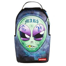 SPRAYGROUND Limited Edition 3D Lenticular Alien Head