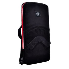 SPRAYGROUND SHARK SMARTPACK (BLACK SUEDE) LAPTOP BAG