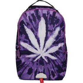 Sprayground Weed Tie Dye Backpack